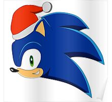SONIC - CHRISTMAS Poster
