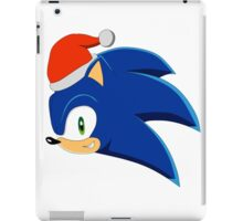 SONIC - CHRISTMAS iPad Case/Skin