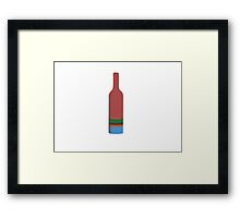 Levels of Holl Framed Print