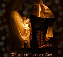 Oh Come Let Us Adore Him!!! by vigor