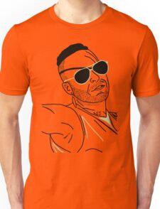 Neon Draw Werewolf Hunter Unisex T-Shirt