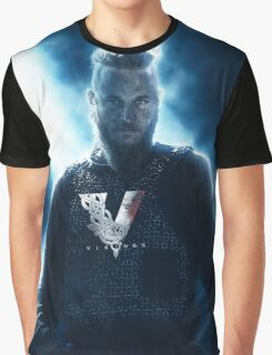 Vikings Ragnar Graphic T-Shirt