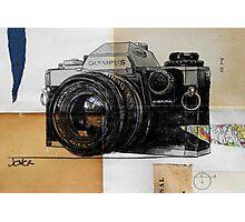 Olympus Photographic Print