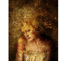 High Priestess of Solstice Photographic Print