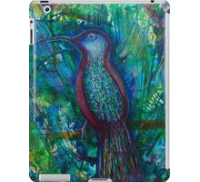 Bird of Perception iPad Case/Skin