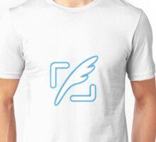 Tweet button - Twitter followers Unisex T-Shirt