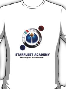 Starfleet Academy Collectors Tee-Shirt and Stickers T-Shirt