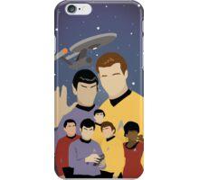 Star Trek Crew iPhone Case/Skin