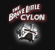 The Brave Little Cylon One Piece - Short Sleeve