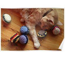 Gumbo by Catnip Balls Poster