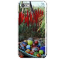 At Sea in The Desert iPhone Case/Skin