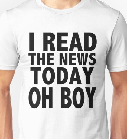 A DAY IN THE LIFE Unisex T-Shirt