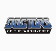 Doctors of the Whoniverse by gorillamask