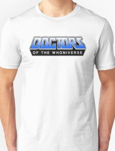 Doctors of the Whoniverse T-Shirt