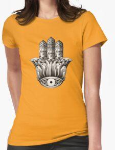 Ornate Jamsa Womens Fitted T-Shirt