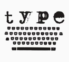 Type black by natbern