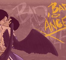 Bad, Bad Angel (Black Wings Version) by jazz4thecaptain