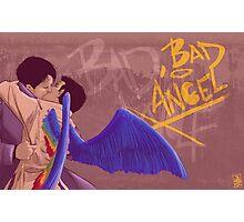 Bad, Bad Angel (Original Version) Photographic Print