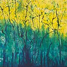 Burton's Wood by Vandy Massey