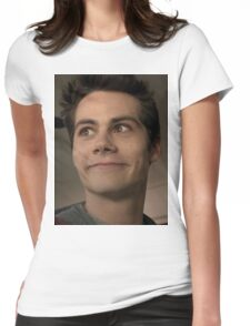 Creepy Stiles Womens Fitted T-Shirt