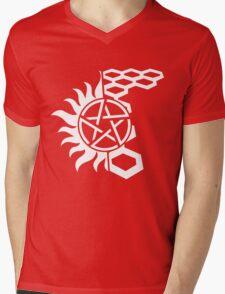 SuperWood Tee - White Logo T-Shirt