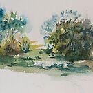 Wetlands by Vandy Massey