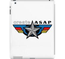 create ASAP iPad Case/Skin