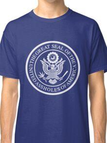 A.O.A (A**holes of America) Classic T-Shirt