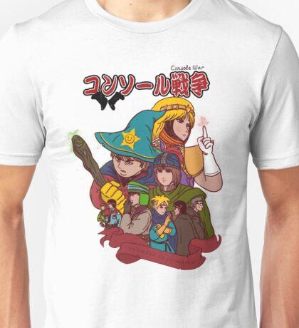 Console War Unisex T-Shirt