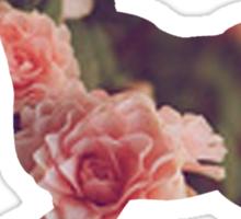 Floral Unicorn 4 Sticker
