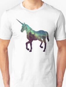 Space Unicorn Unisex T-Shirt