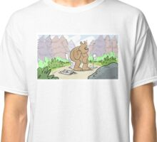 Bear in the Woods Classic T-Shirt