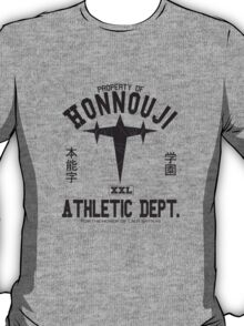 Honnouji Athletics (Black) T-Shirt