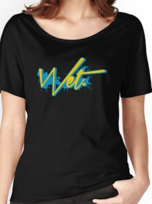Wet. Gamma Edition Women's Relaxed Fit T-Shirt