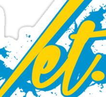 Wet. Gamma Edition Sticker