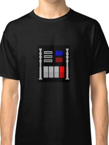 Darth Vader's Chest Panel Classic T-Shirt