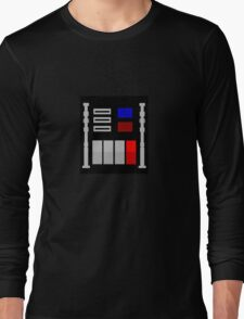 Darth Vader's Chest Panel Long Sleeve T-Shirt