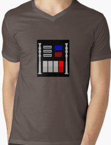 Darth Vader's Chest Panel Mens V-Neck T-Shirt