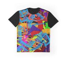 Shapes N' Stuff Graphic T-Shirt