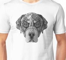 Ornate Rottweiler Unisex T-Shirt
