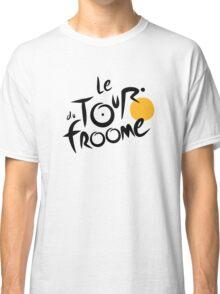 Le Tour du Froome (Black) Classic T-Shirt