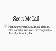 Teen Wolf - Scott McCall T-Shirt