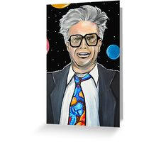 Will Ferrell as Harry Caray SNL Greeting Card