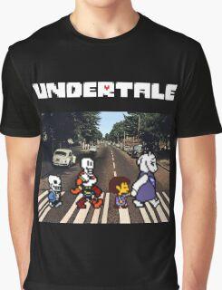 Undertale - Abbey Road  Graphic T-Shirt
