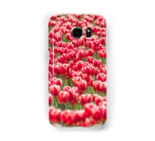 Tulipa 'Buster', at Roozengaarde (tulips.com), Mount Vernon WA. Samsung Galaxy Case/Skin