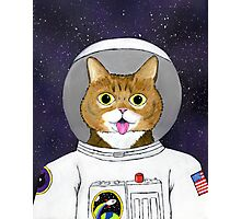 Space Bub Photographic Print