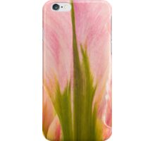 Tulipa 'Chinatown'. iPhone Case/Skin
