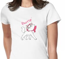 Pretty Marie Womens Fitted T-Shirt