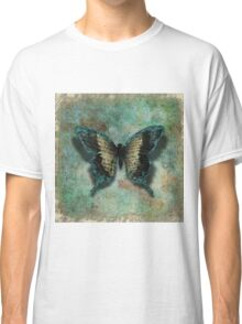 Turquoise Wings Classic T-Shirt