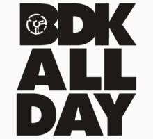 BDK All Day - Black by MrAeroHD